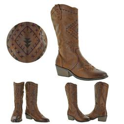 Altar'd State by Coolway Women's Embroidered Western Cowgirl