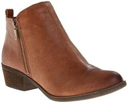 Lucky Brand Women's Basel, Toffee, 5.5 M US