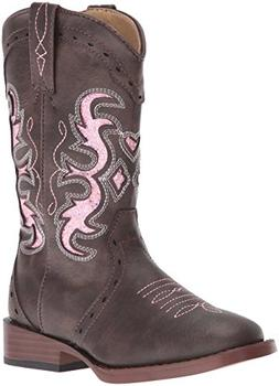Roper Boots Kids Lexi Synthetic 09-018-1901-0998 BR