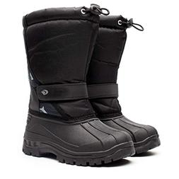 boys and girls winter snow boots kids