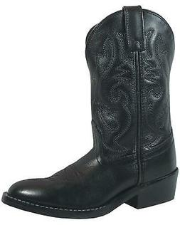 Smoky Mountain Boys' Denver Western Boot - Round Toe - 3032C