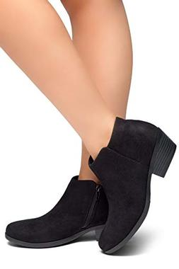 Herstyle Chatter Casual Boots Black 6.5
