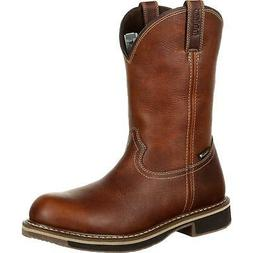 Rocky Cody Steel Toe Waterproof Pull-On Western Boot 90°
