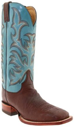 Ladies Cowboy Boot Double Stitched Welt Leather Outsole J-Fl