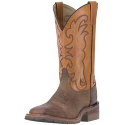 Dan Post Mens Ferrier Work We Western Cowboy Boots Leather S