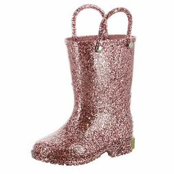 Western Chief Glitter Boot Girls' Infant-Toddler-Youth Boot