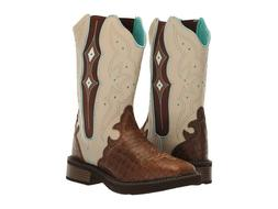 JUSTIN Women's 'AMELINE BROWN' GYPSY COLLECTION WESTERN BOOT