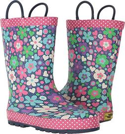Western Chief Kids Baby Girl's Limited Edition Printed Rain