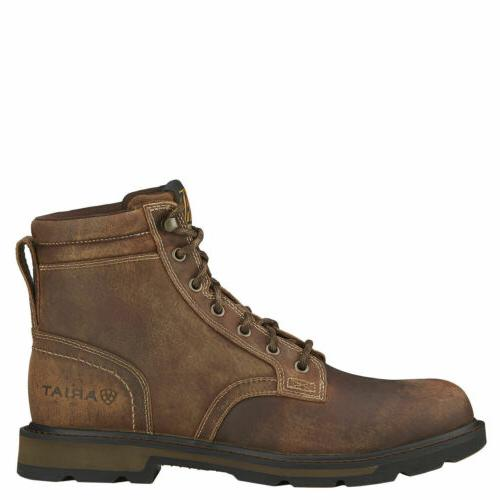 """Ariat 6"""" EH Rated Style Work Boots"""