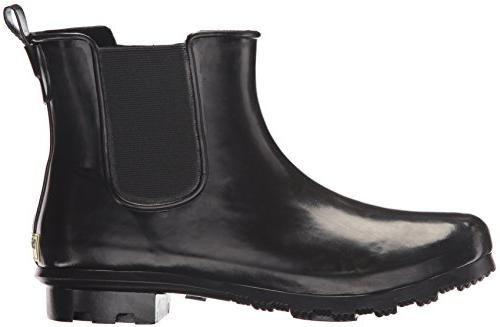 Western Chief Women's Ankle Bootie Rain Boot, 8