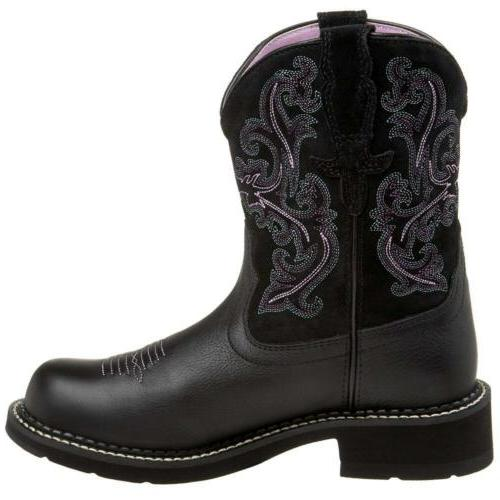 Ariat Women's Collection Western Cowboy Distressed...