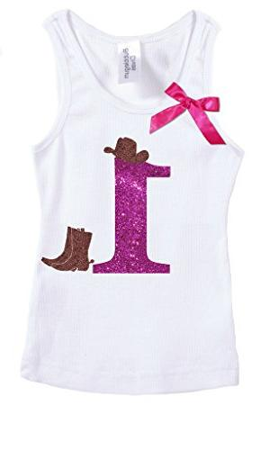 baby girls 1st birthday cowgirl hat boots