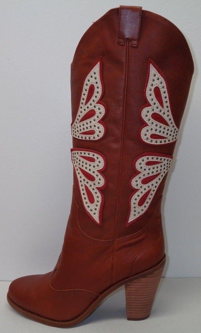 Jessica Simpson Caralee Women's Western Cowboy Boots
