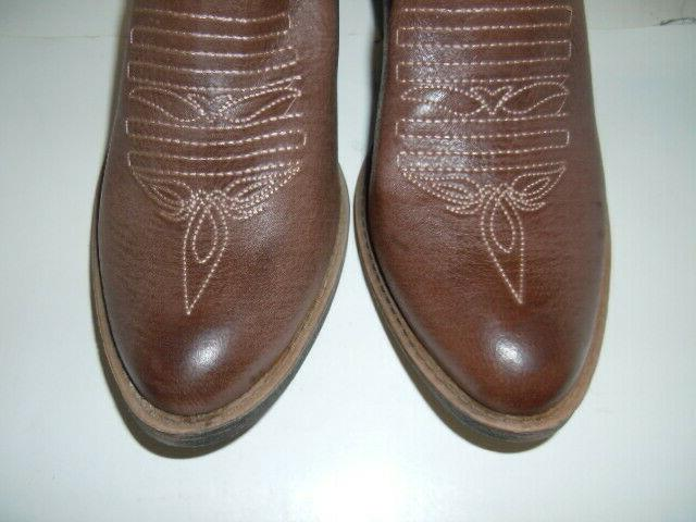 Coconuts Matisse Western 9 leather