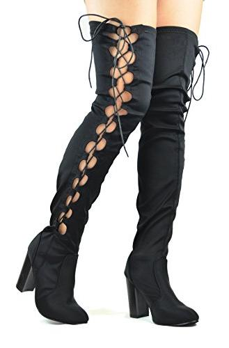 Chase Thigh Boot