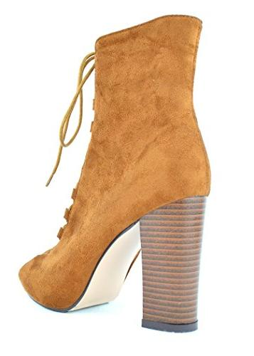 Chase Lace-Up with Heel