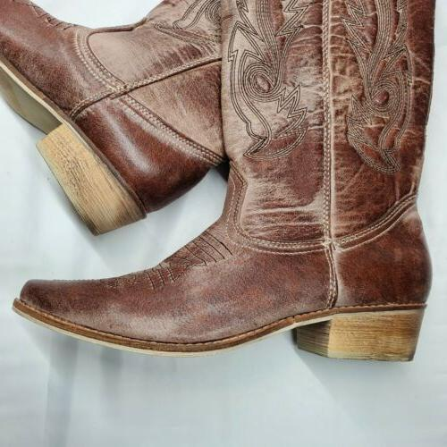 Coconuts Matisse Cowgirl Size Faux
