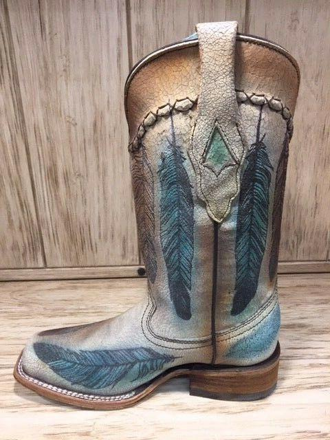 Corral Women's Feather Western Boots C3276