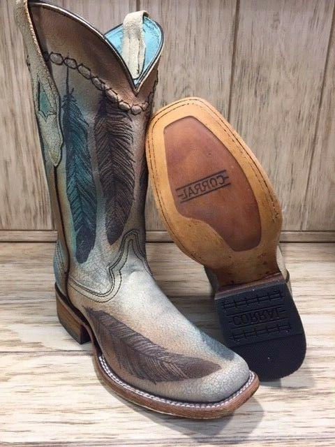 Corral Women's Feather Square