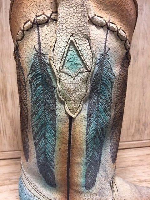 Corral Women's Feather Western Boots