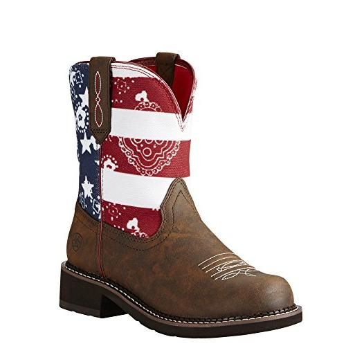 fatbaby heritage western cowboy boot