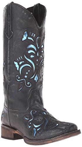 footwear cowboy boot leather sole