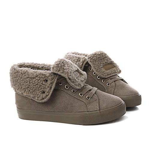 fur female warm ankle boots women boots