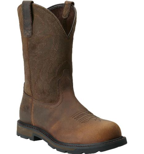 Ariat Groundbreaker Pull-On Toe Western