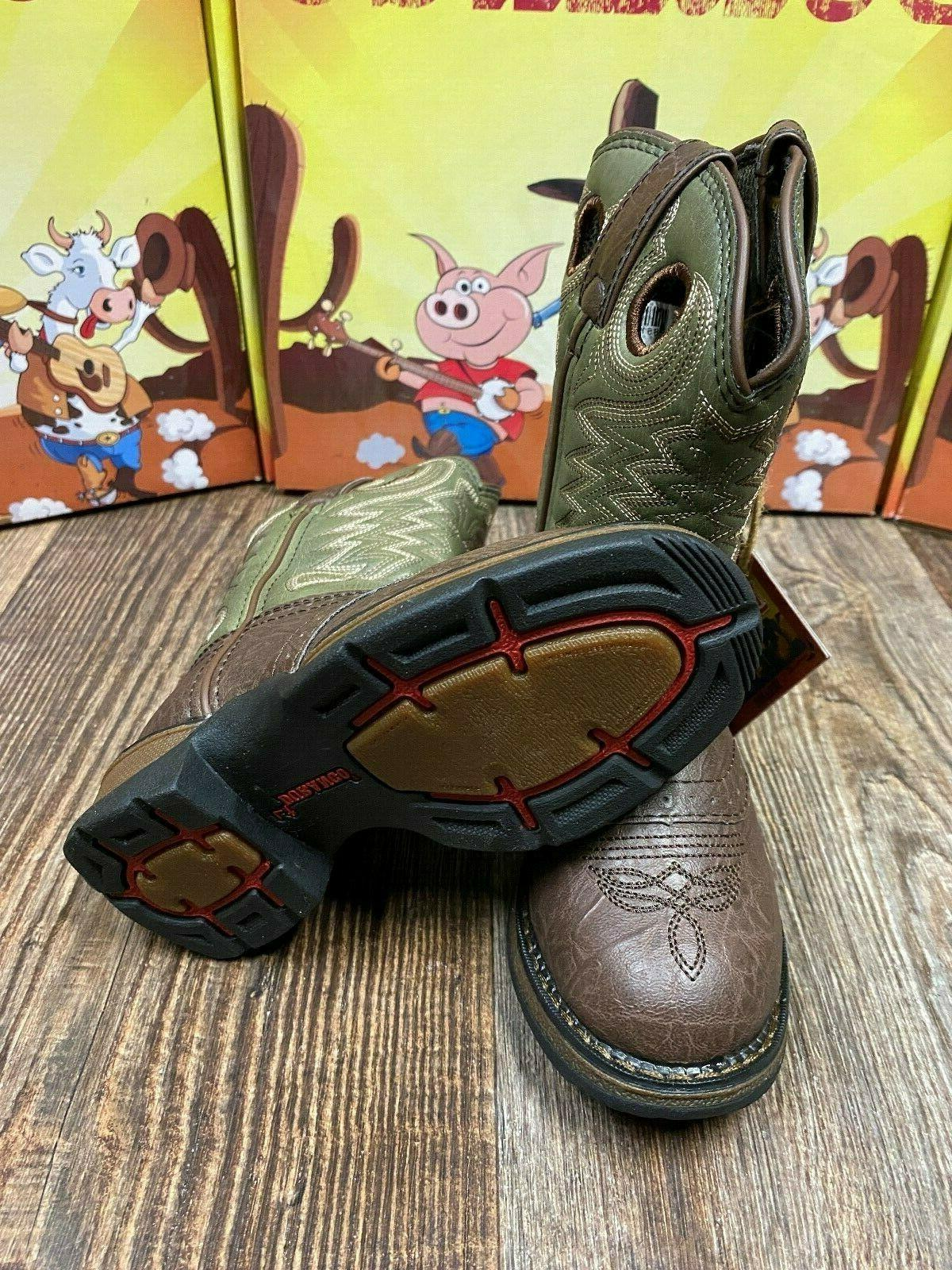 Kid's round boot by