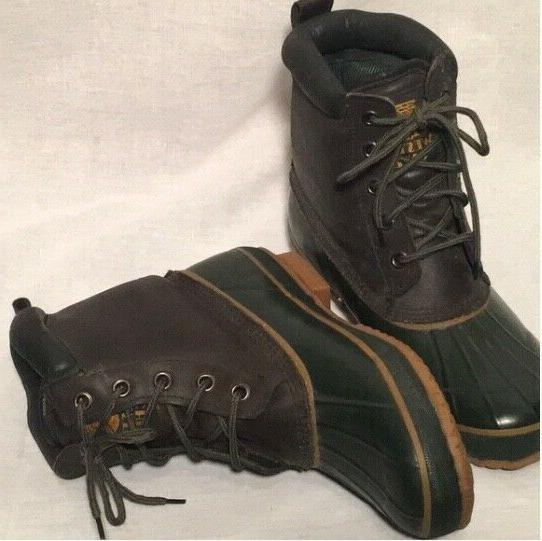 Western Chief Lace-Up Duck 14.5