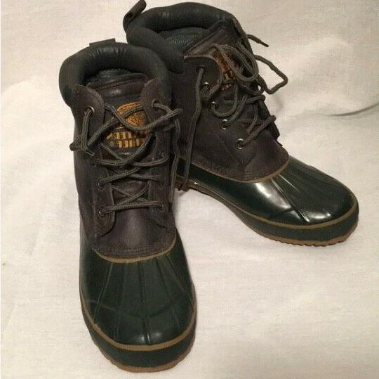 Western Duck Boots 14.5