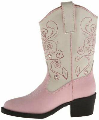 Roper Up Western Boot (Toddler/Little, Size 12.0