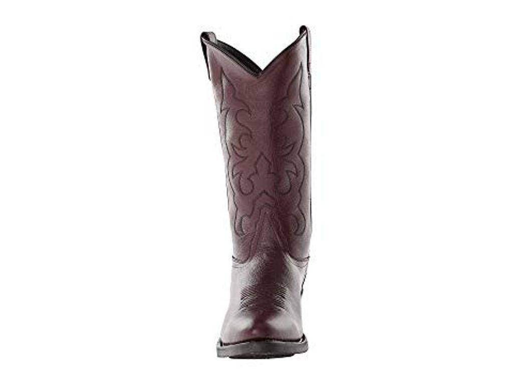 Old West Men's Cherry Boots #TBM3013 Size or