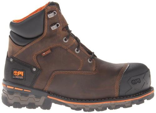 Timberland Men's Boondock 6 Inch Work Oiled Distressed,8 M US
