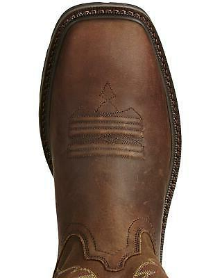 Ariat Western Work Boot - Toe -