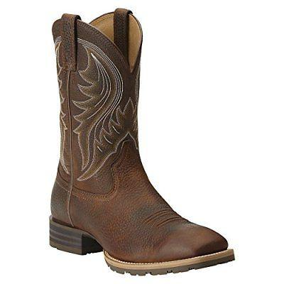 men s hybrid rancher western cowboy boot
