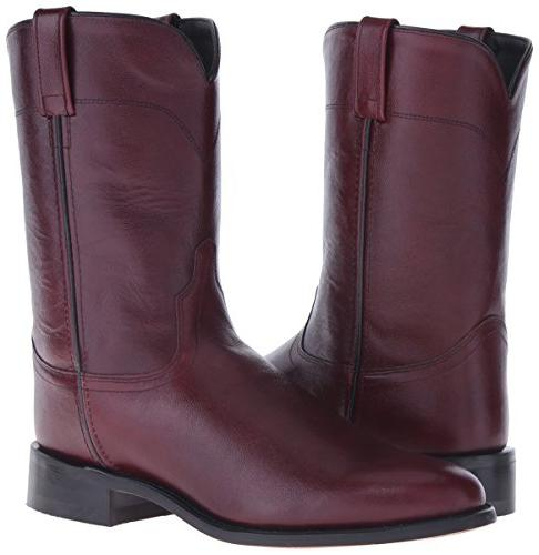 Old Leather Roper Cherry EE US