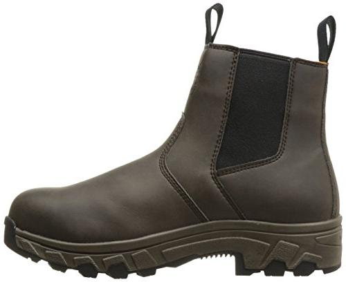 Timberland Men's Chelsea & Construction Raptek Microfiber, US