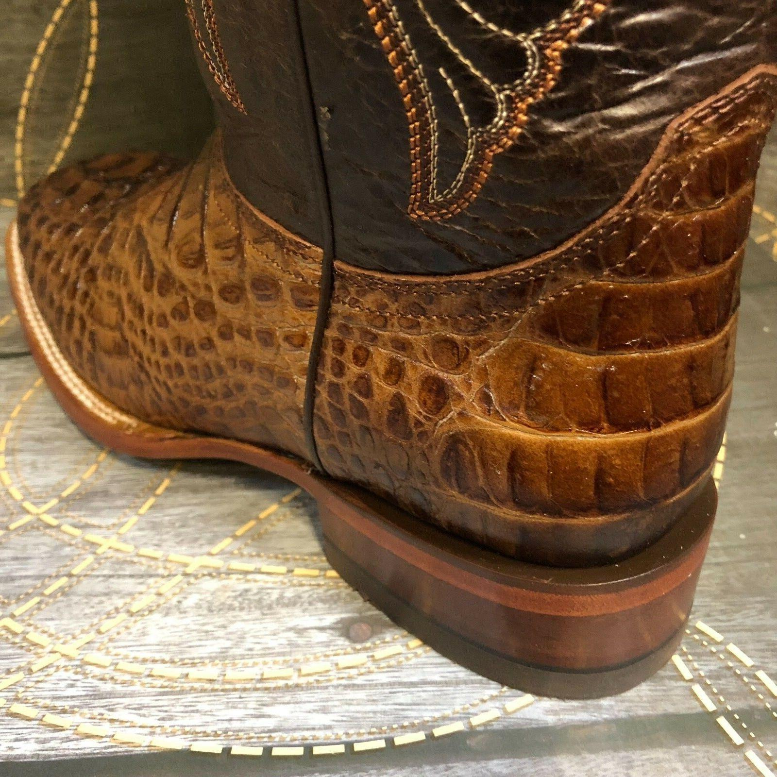 MEN'S RODEO COWBOY ALLIGATOR