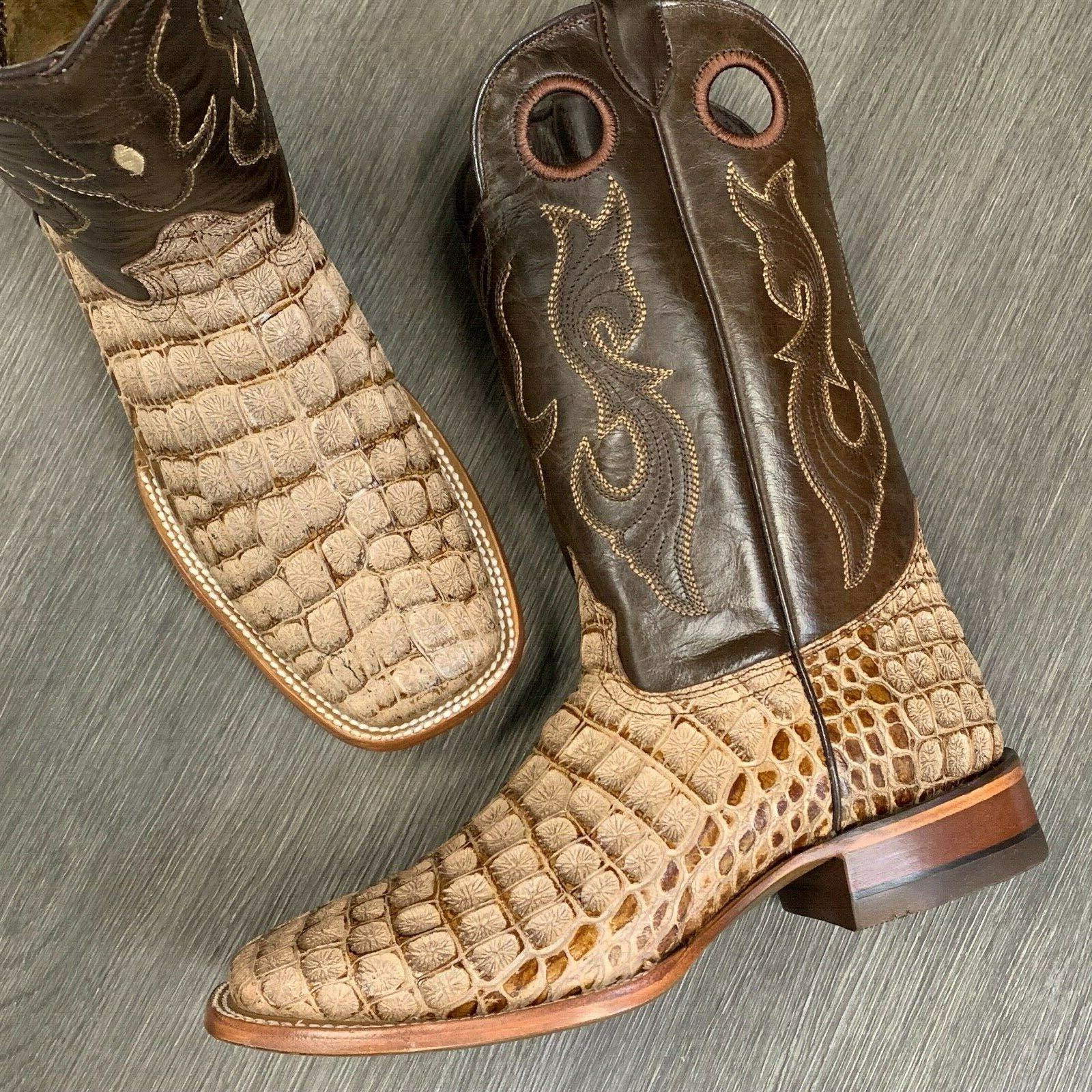 men s rodeo cowboy boots coco alligator