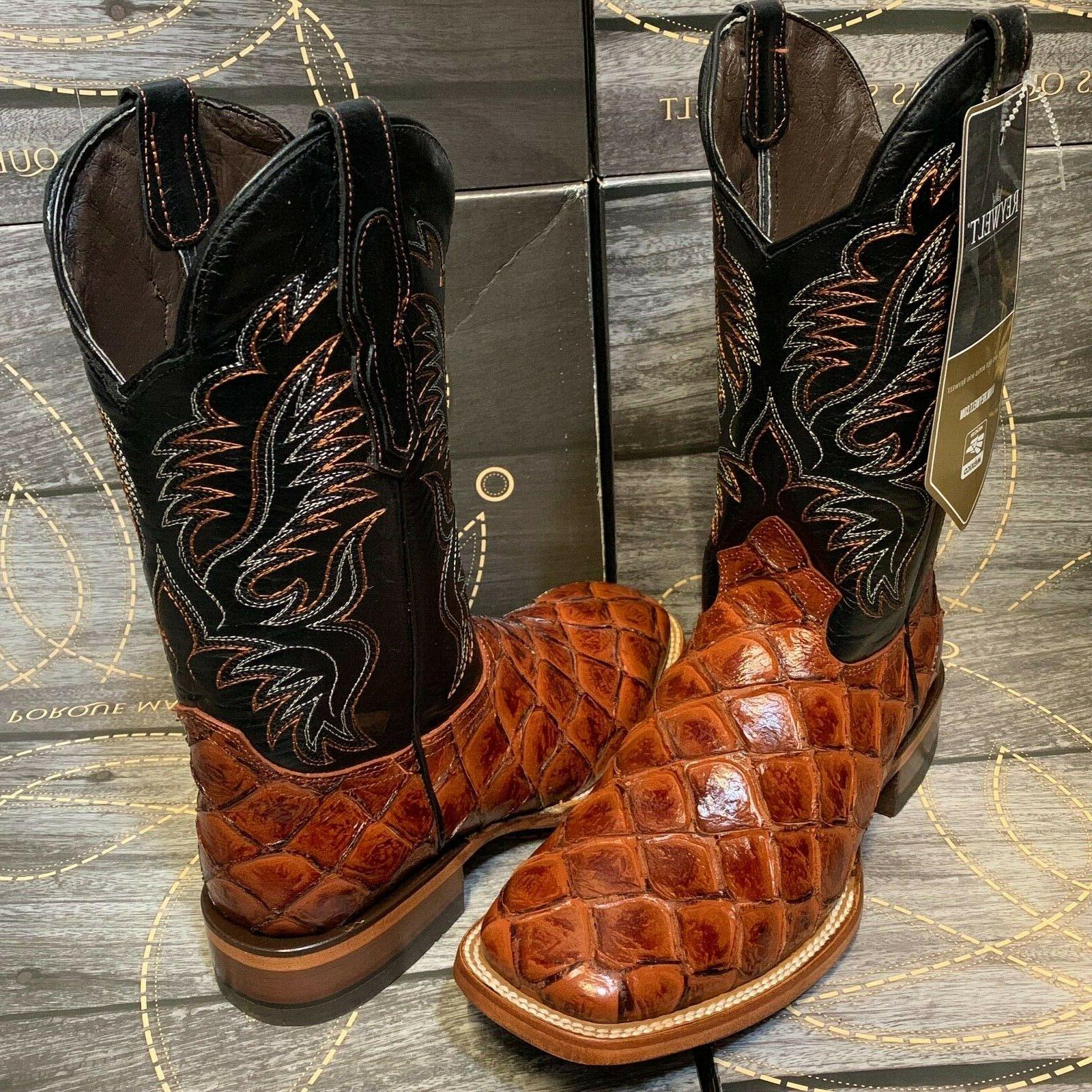 MEN'S PIRARUCU WESTERN TOE