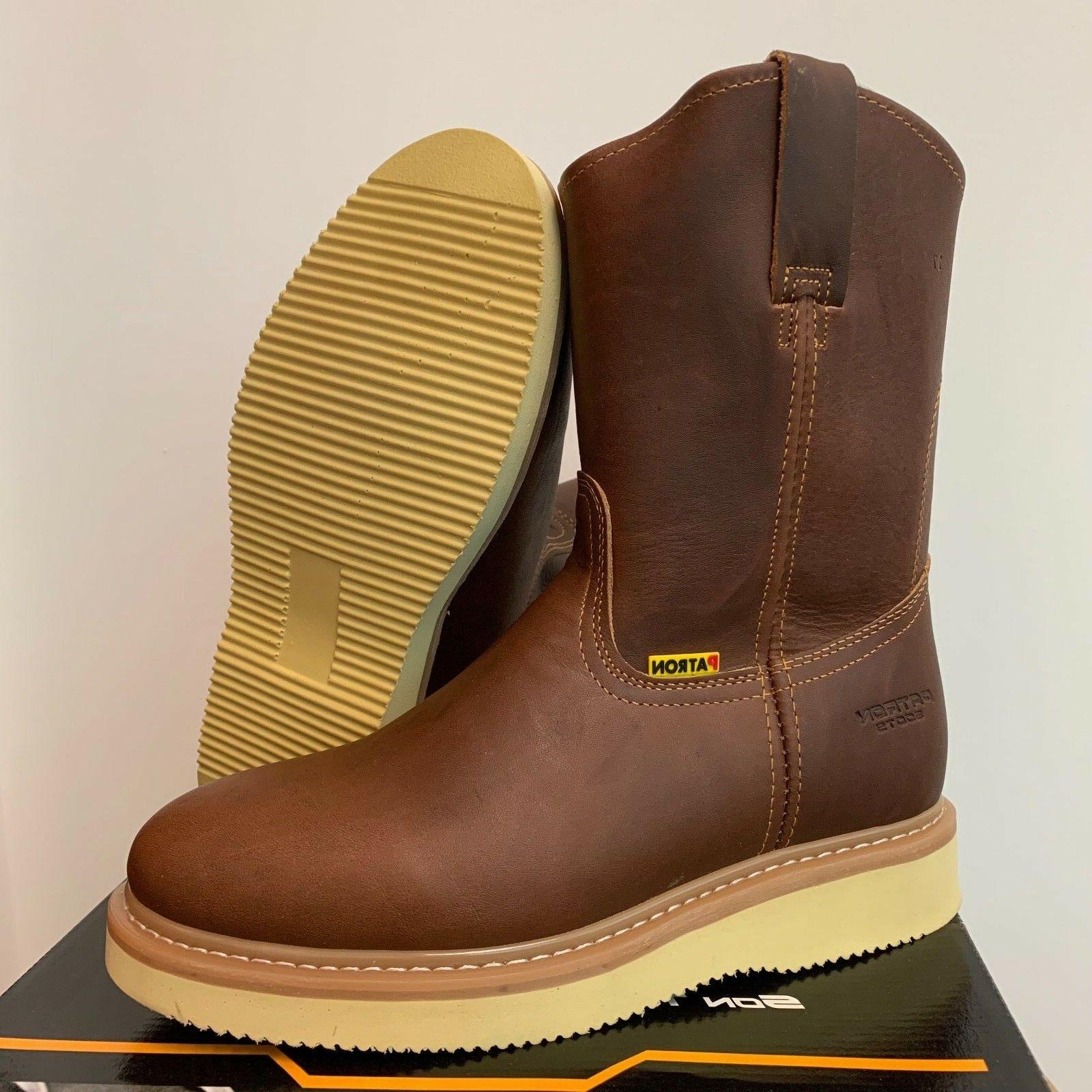 men s work boots genuine leather beown