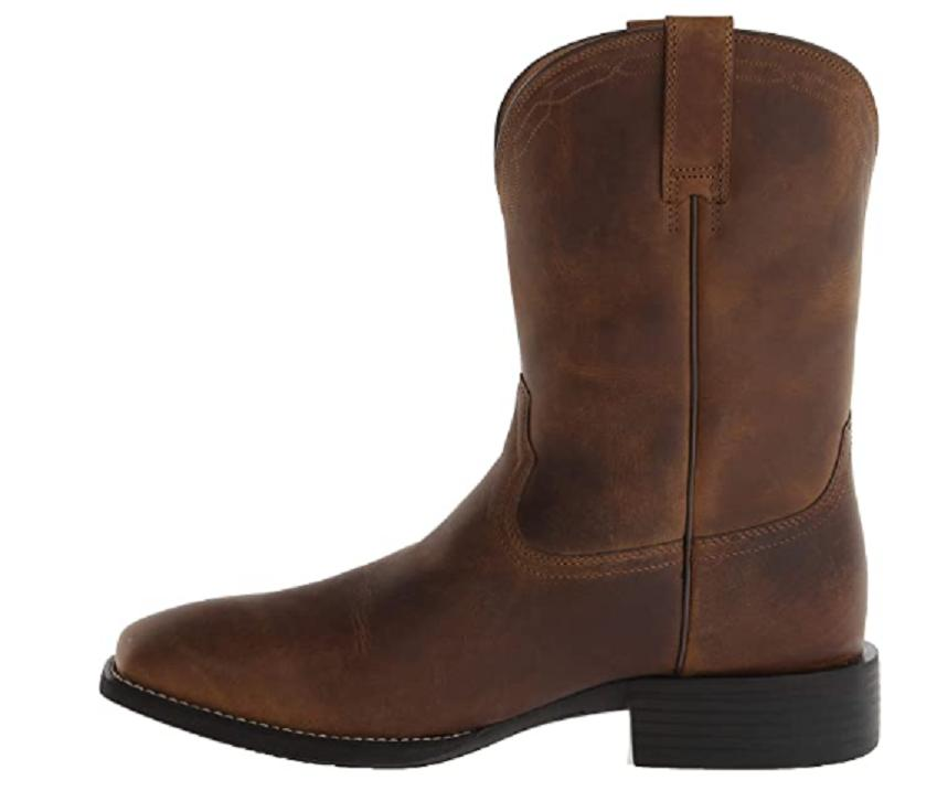 Ariat Western Powder Brown 10015288 9D