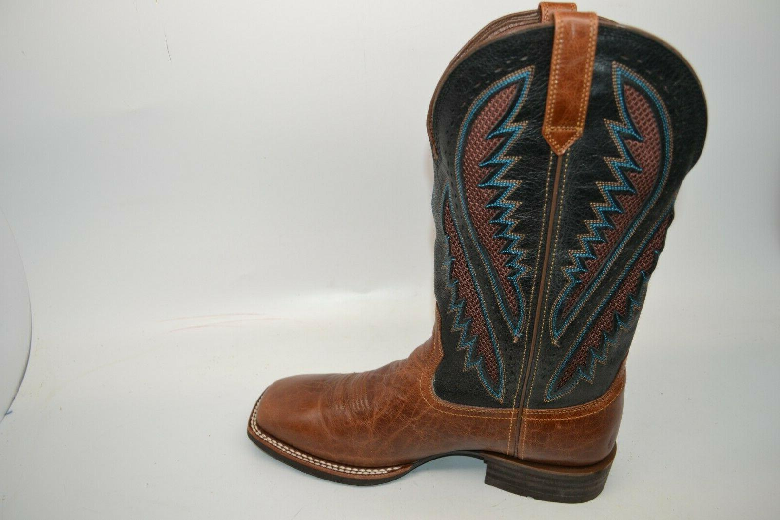 Ariat QUICKDRAW Western SQUARE COWBOY D
