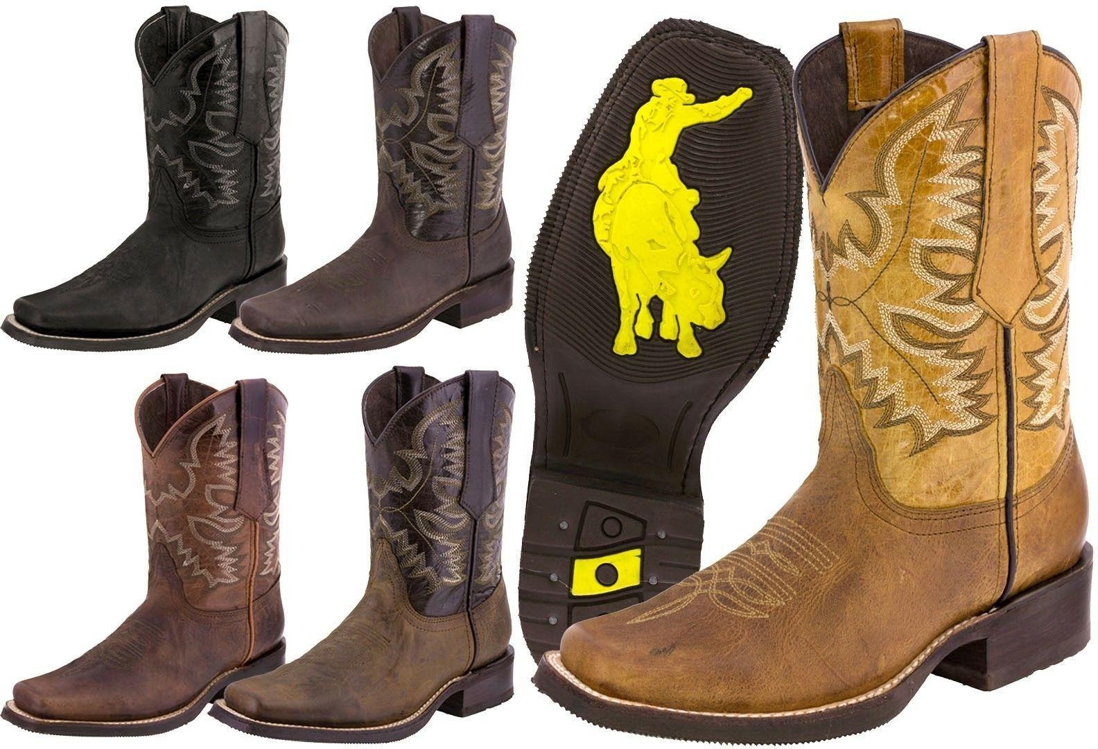mens western wear cowboy boots assorted colors