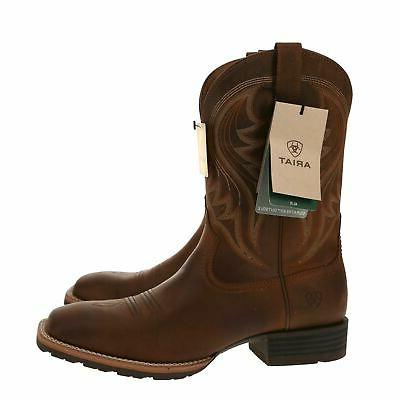 NEW ARIAT 10023175 Men's Western Brown - 12