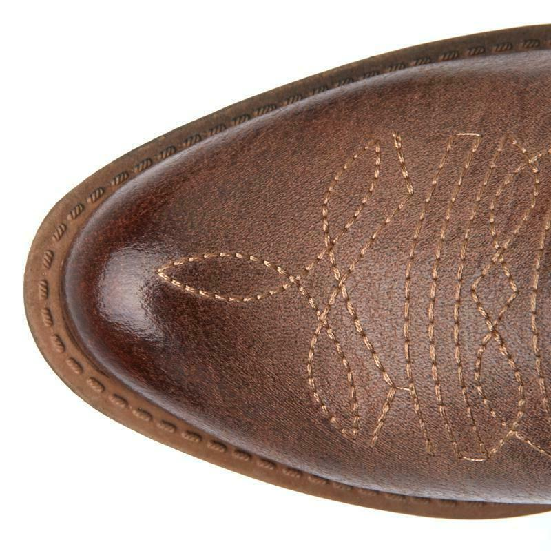 NEW Box Coconuts by Matisse Western Ankle Cowboy
