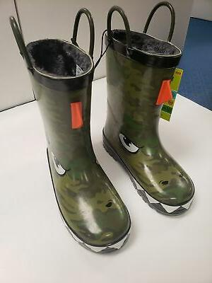 NEW Faux Rain boots Various Styles Sizes