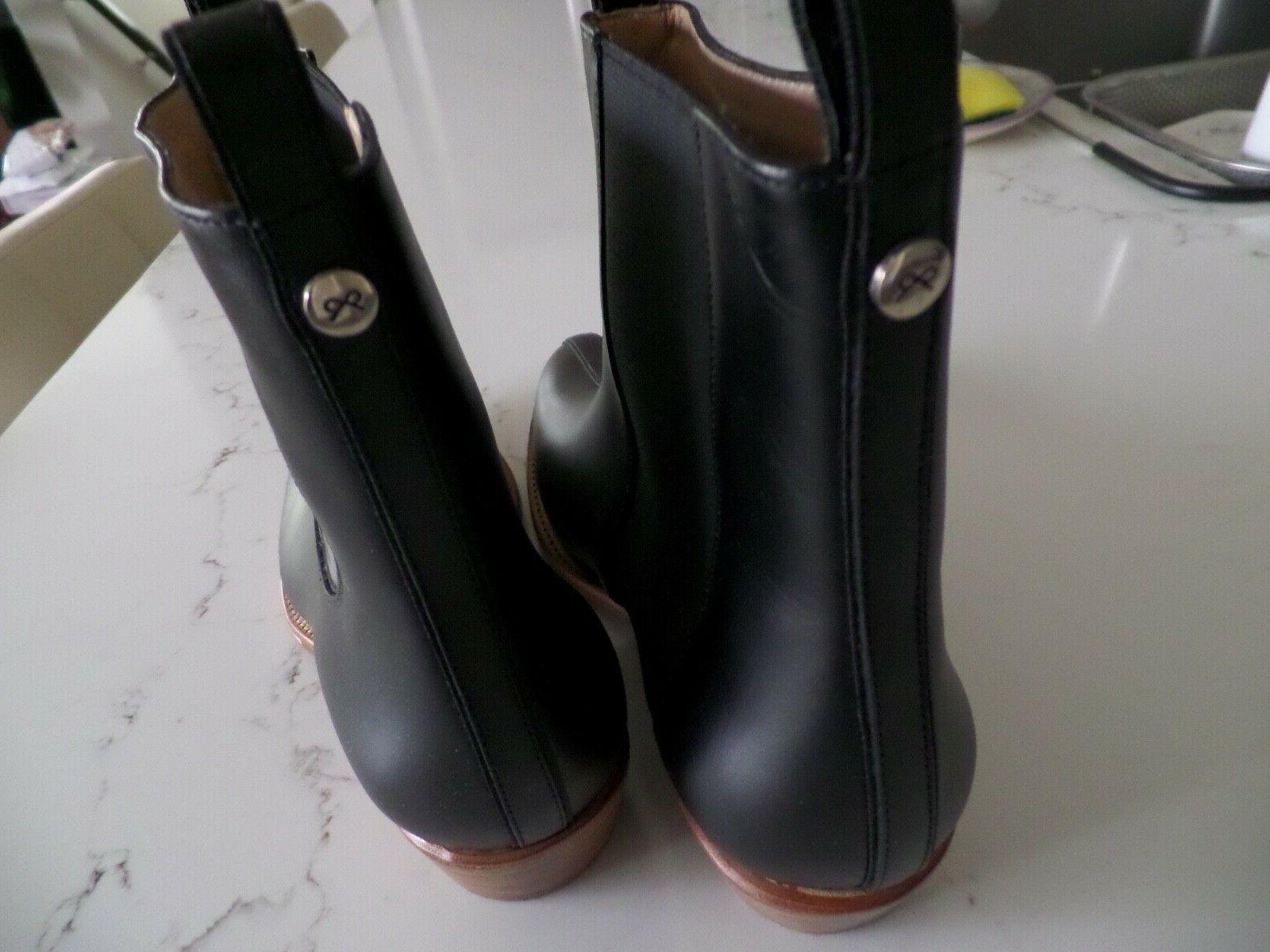 New Latest JOSEFINA western style ankle boots 41 US 10