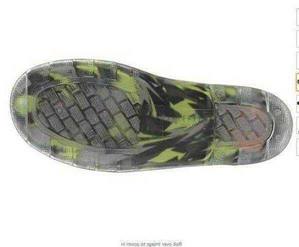NEW WESTERN SCATTER CAMO LIGHT BOOTS FREE SHIP